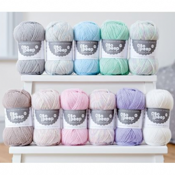 Bo Peep Luxury Baby 4 ply